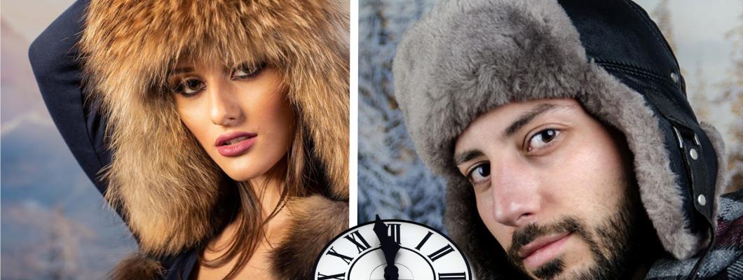 Посрещнете новата 2020 година, с най-топлите шапки от Boniti.eu