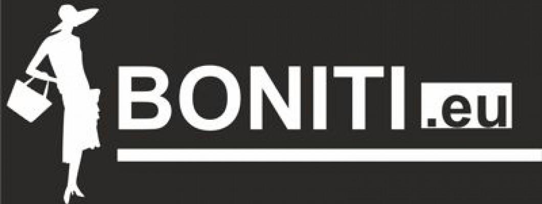 Сайта за продажба на шапки, шалове Бонити.еу, стартира