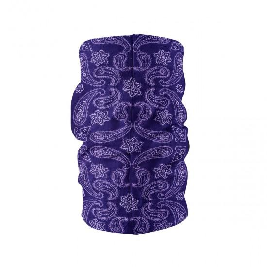Многофункционална кърпа за лице лилава