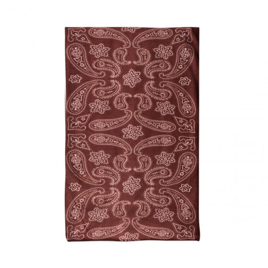 Многофункционална кърпа за лице Светло кафява