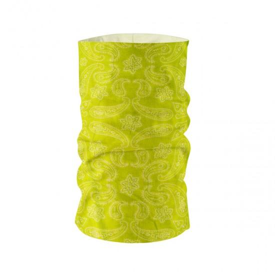 Многофункционална кърпа за лице Електрикаво жълто