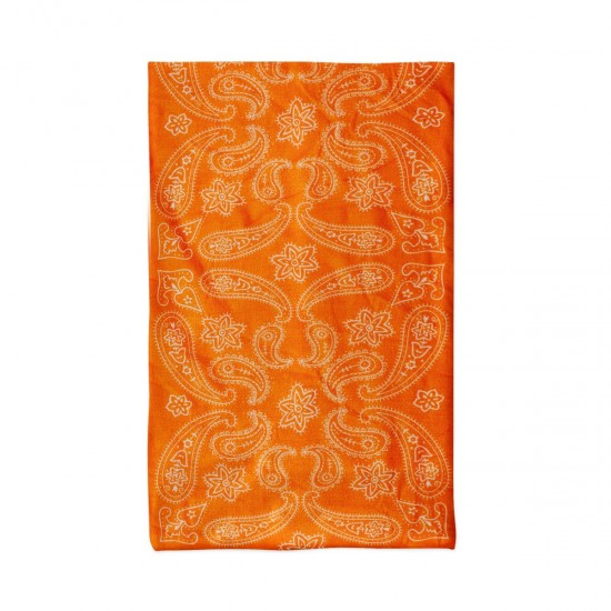 Многофункционална кърпа за лице Оранжева