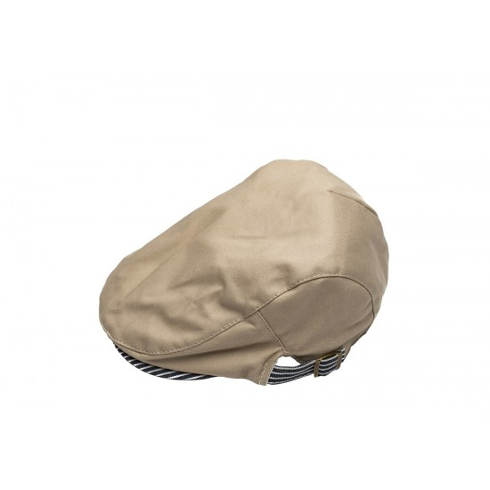 Мъжки бежов каскет