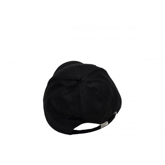 Черна шапка с козирка надпис България