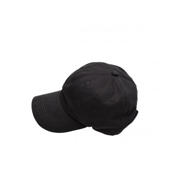 Сива шапка с козирка