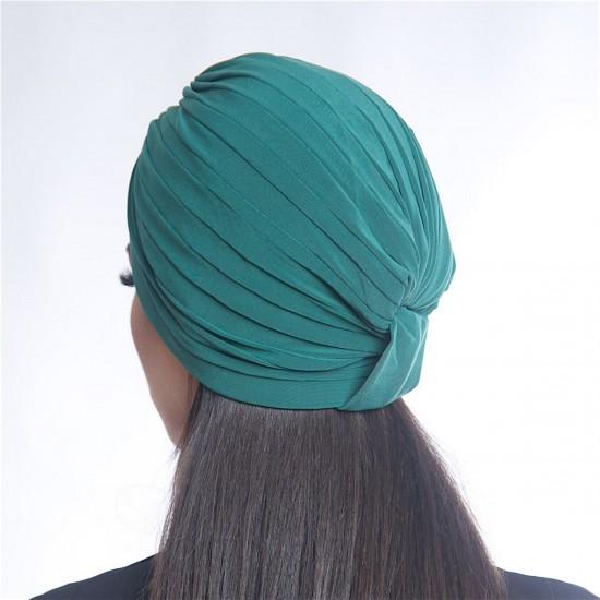 Дамски тюрбан зелен