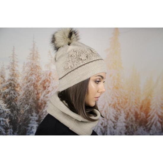 Дамски зимен комплект