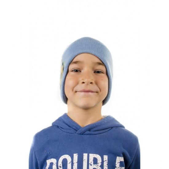Светлосиня детска шапка Ben 10