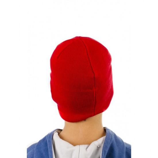 Червена детска шапка Ben 10