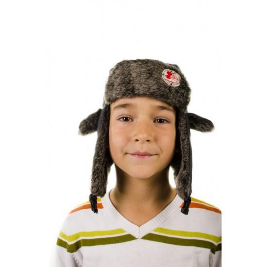 Детска зимна ушанка шушляк