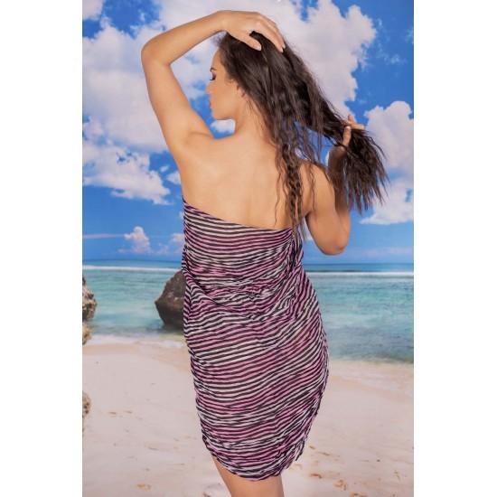 Ефирен плажен шал